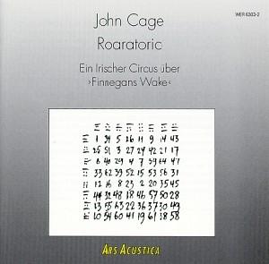 John Cage: Roaratorio, en A.C.R.
