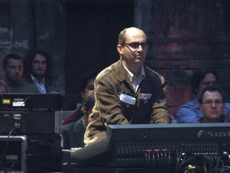 Manuel Rocha Iturbide en Radiofonías