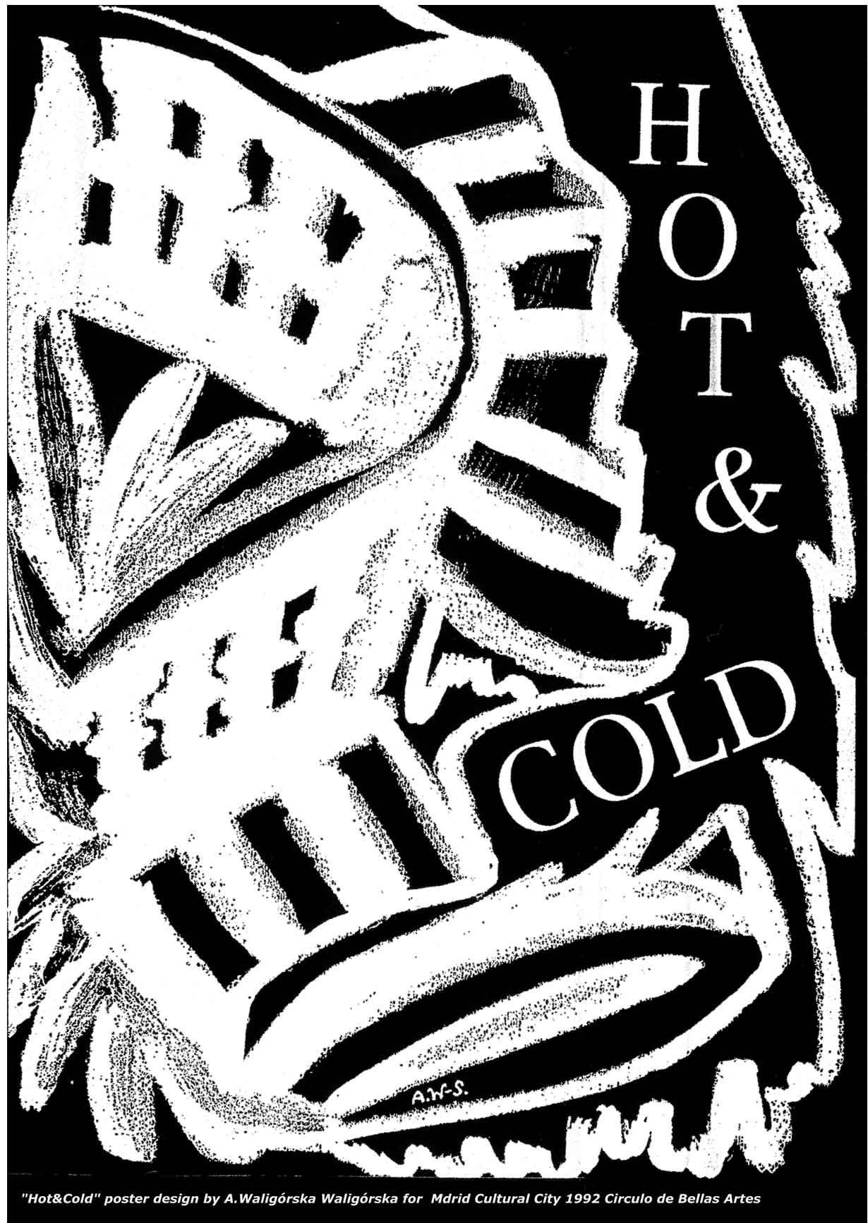 Agnieszka Waligorska & Pekka Sirén: Hot & Cold