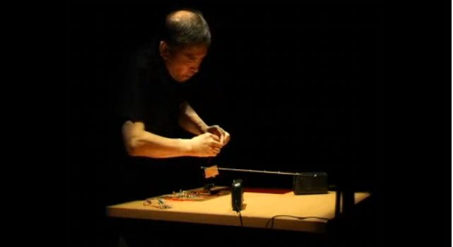 Tetsuo Kogawa in Musikprotokoll 2007