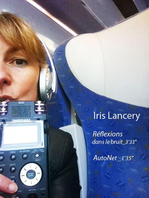 Iris Lancely @ Semaine Création Sonore Campus FM Toulouse/ Radio Art. 9 au 15 mai 2011