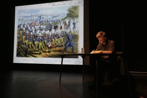 A.C.R.: Jean-Yves Jouannais. L'encyclopédie des guerres