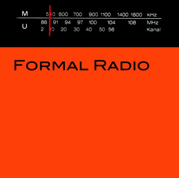 Christian Berner and Frank Schültge – Formal Radio