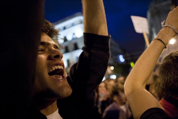 Vía límite – Spanishrevolution – 31/05/11