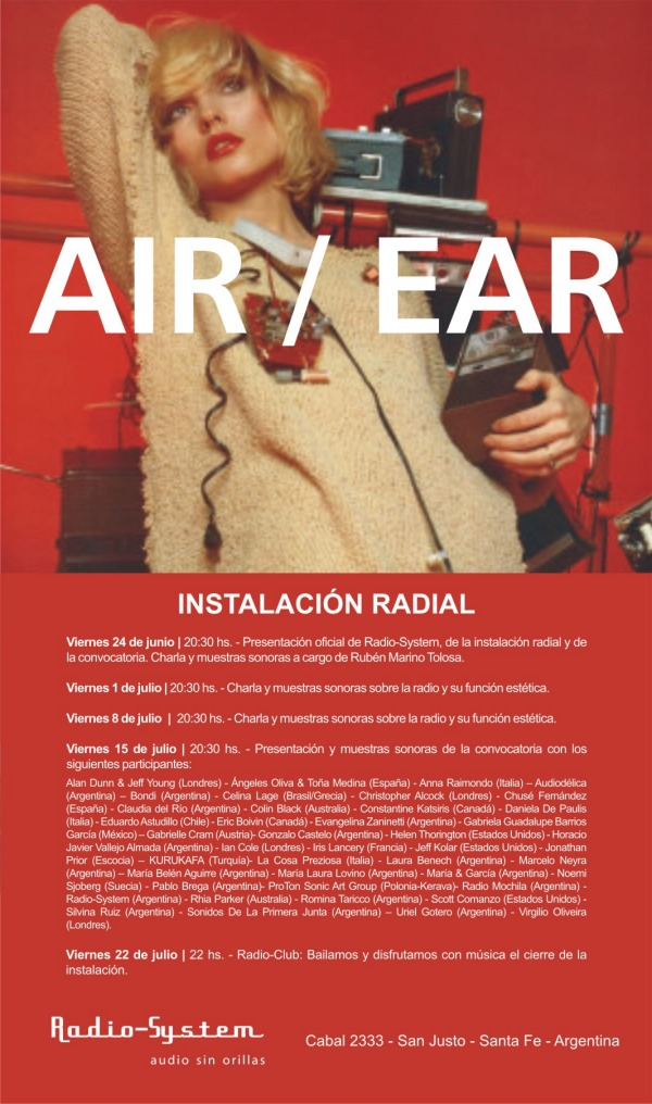 AIR/EAR – Radio Installation
