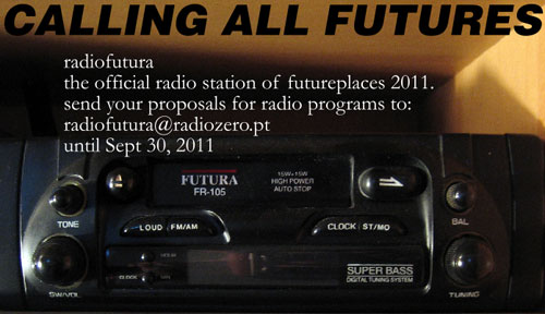 RADIOFUTURA – CALLING ALL FUTURES!