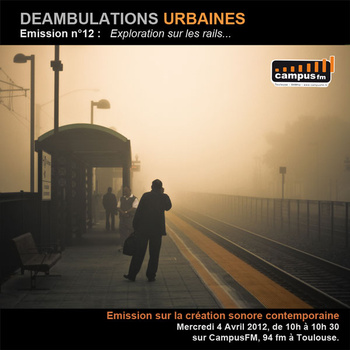 Deambulations urbaines: Exploration sur les rails