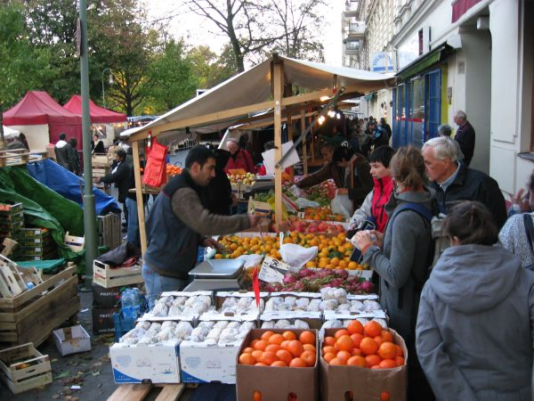 Mario Verandi: Street Markets Remixed