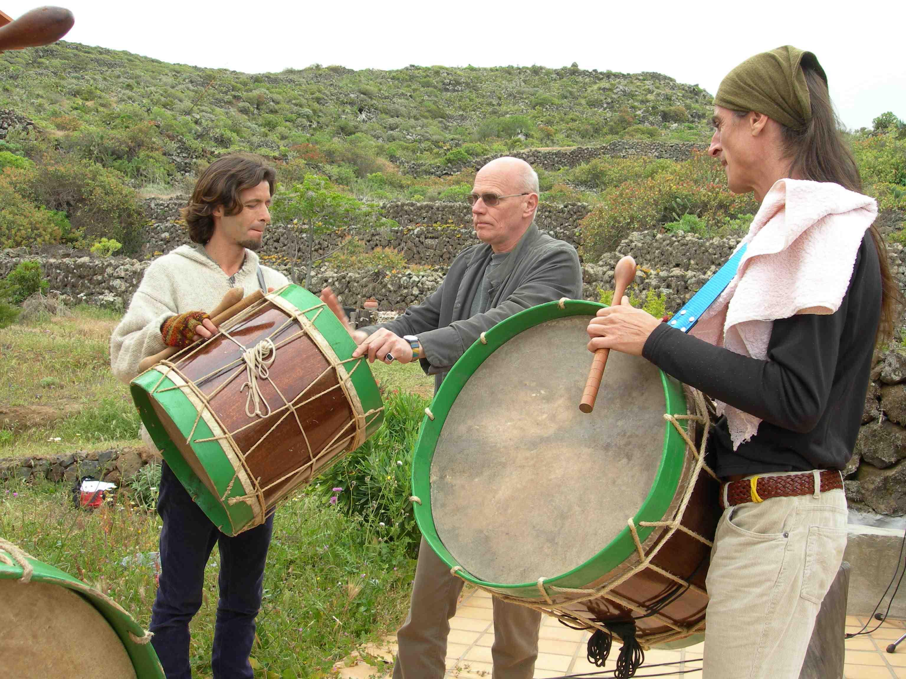 Radiofonías – Islas Resonantes: El Hierro y Tenerife – 28/06/12