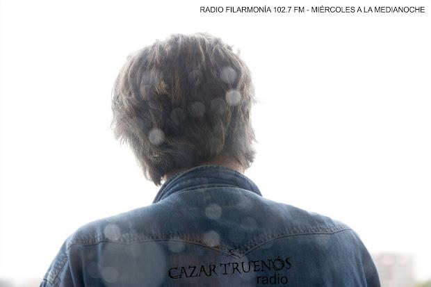 Cazar Truenos – Programa No 26 (18-07-2012) – Especial Ars Sonora 25 años