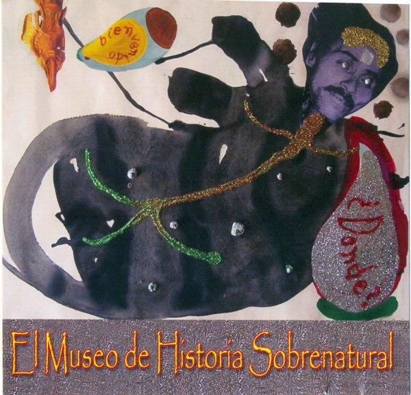 José Luis Vargas – El Museo de historia sobrenatural