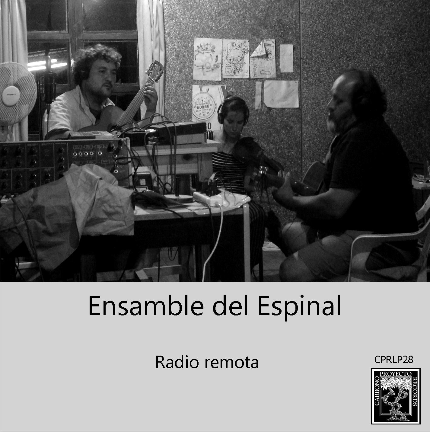 Radio Remota – un podcast del Ensamble del Espinal