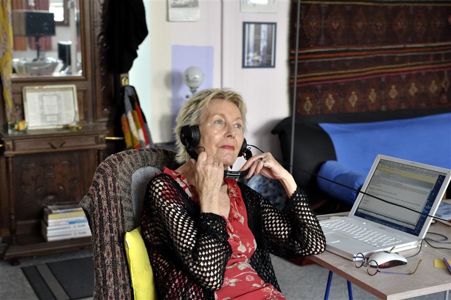Droit de Cités: Brunhild Ferrari sur websynradio