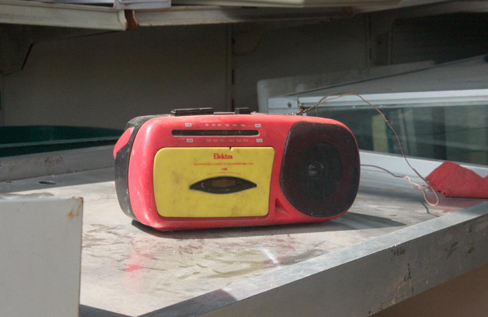 Kunstradio-Radiokunst 21 July 2013: IberWave – 2