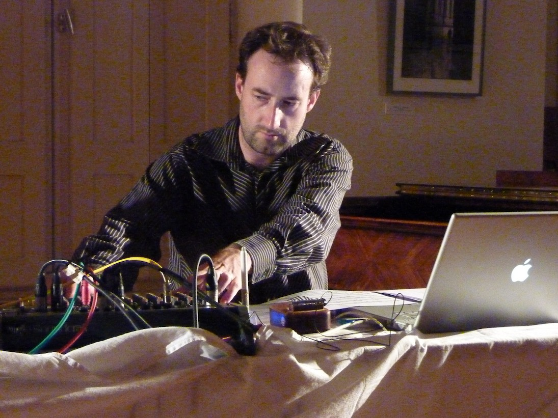 Michal Rataj: Electroacoustic Music and Selected Concepts of Radio Art