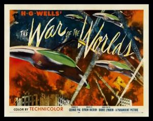 war of hte worlds