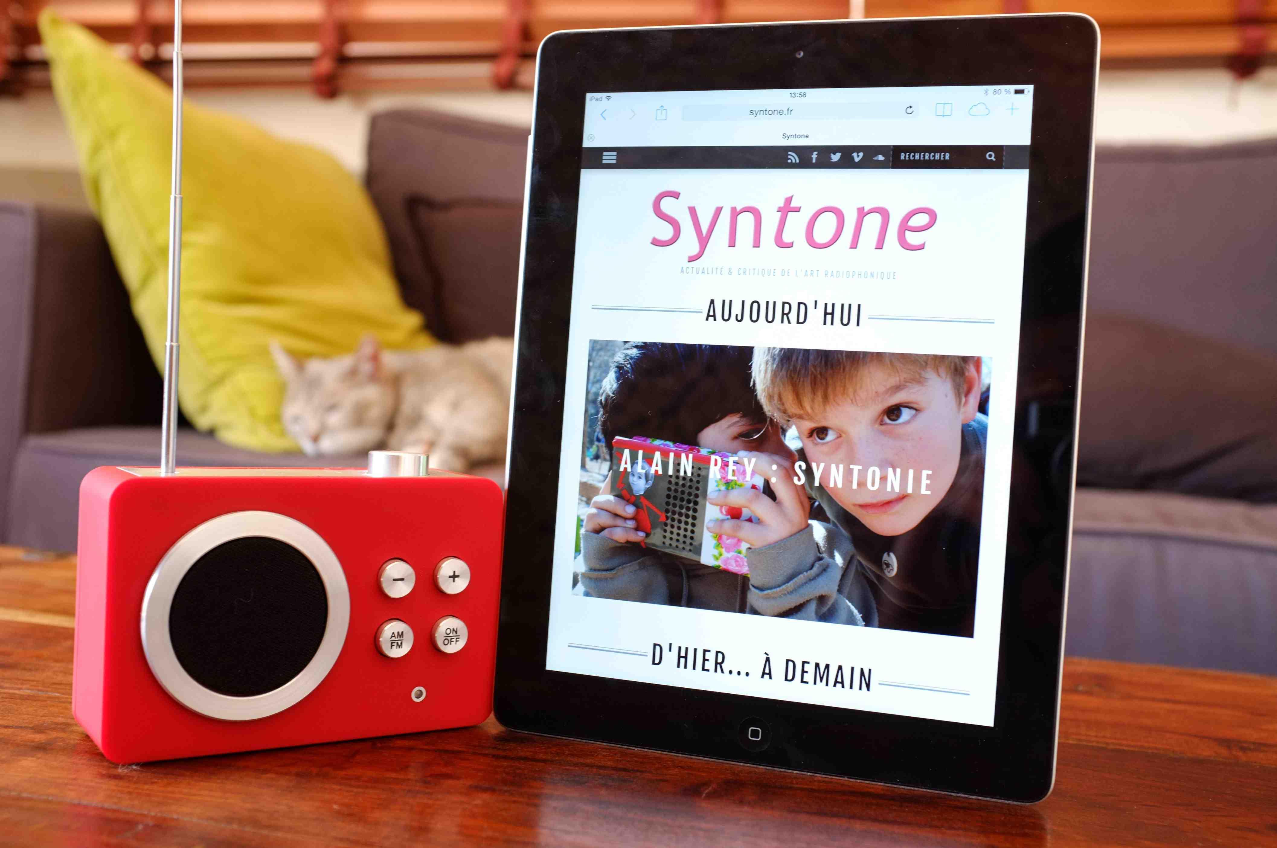 Help Syntone / Soutenez Syntone