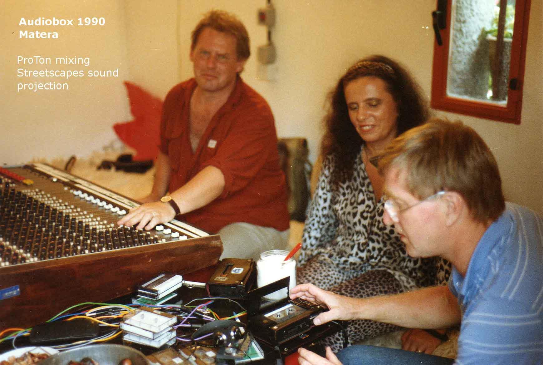 Radiofonías – Radioarte en Finlandia desde Radio Clásica – 21/02/14
