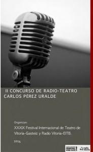 II Concurso de Radio-teatrored