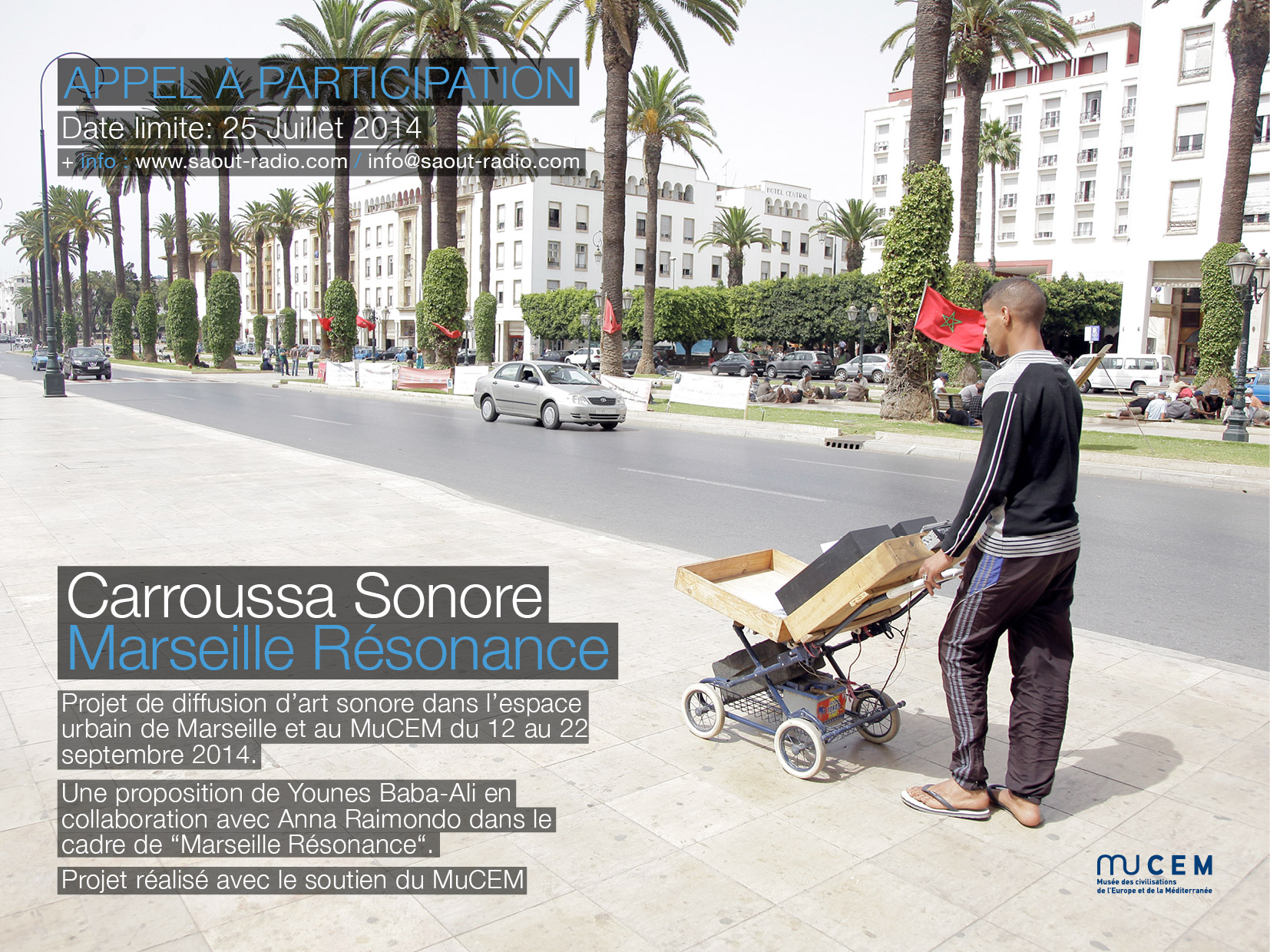 Carroussa Sonore: Marseille Resonance