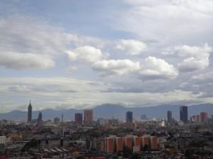Mexico Vista Arriba