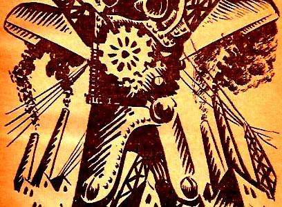 RADIO Y ESTRIDENTISMO II: Troka, el Poderoso (Cuentos para el radio, 1933)