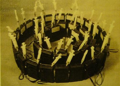 Pedro Bericat: Música de cámara para 100 transistores