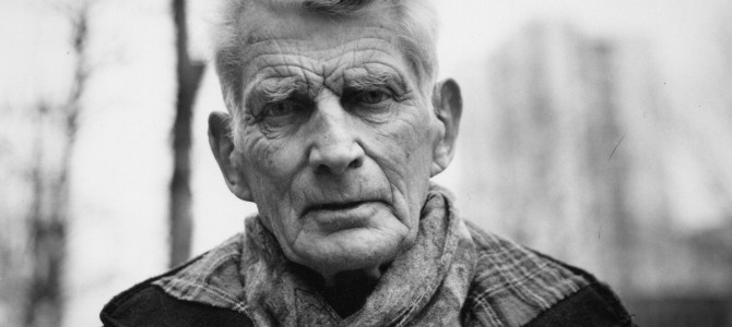 Hear Samuel Beckett's Avant-Garde Radio Plays